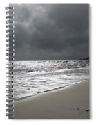 Rocky Neck Beach Spiral Notebook