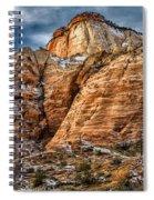 Rocky Peak Spiral Notebook