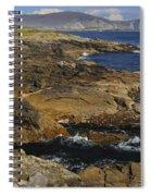 Rocky Seashore Spiral Notebook