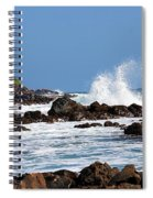 Rocky Shores Spiral Notebook