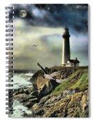 Rocky Shores Spiral Notebook
