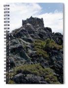 Rocky Tea House Spiral Notebook