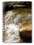 Rocky Waters Spiral Notebook