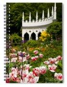 Rococo Spring Spiral Notebook