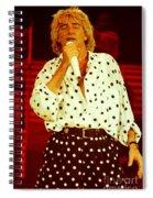 Rod Stewart E16 - 1991 Spiral Notebook