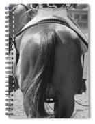 Rodeo Bums Spiral Notebook