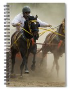 Rodeo Eat My Dust 1 Spiral Notebook