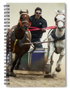 Rodeo Leader Of The Pack Spiral Notebook