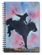 Rodeo No 1 Spiral Notebook