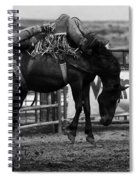 Rodeo Power Of Conviction Spiral Notebook