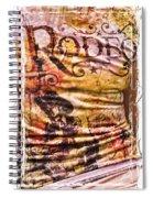 Rodeo T-shirt Spiral Notebook