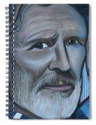 Roger Alan Wade Kris Kristoferson Billy Joe Shaver Spiral Notebook