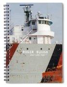 Roger Blough 3  Spiral Notebook