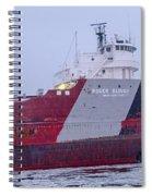 Roger Blough  Spiral Notebook