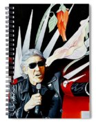Roger Waters-the Wall Spiral Notebook