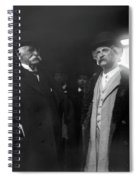 Rogers And Clemens, C1900 Spiral Notebook