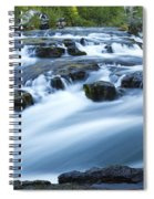 Rogue River Falls 9 Spiral Notebook