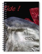 Roll Tide - 14 Time National Champions Spiral Notebook