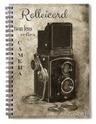 Rollei Spiral Notebook