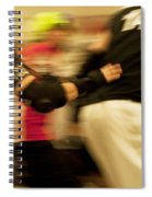 Roller Derby Spiral Notebook