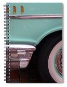 Rolling Along Spiral Notebook