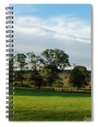 Rolling Hills Near Marriot Ranch Spiral Notebook