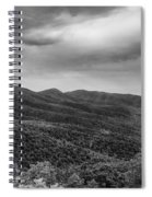 Rolling Hills Of North Carolina Spiral Notebook