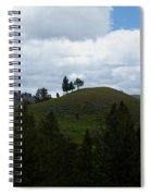 Rolling Hills Spiral Notebook