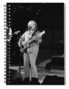 Rolling Through Spokane In 1976 Spiral Notebook