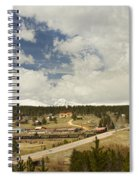 Rollinsville Colorado Spiral Notebook