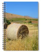 Roll'n The Hay Spiral Notebook