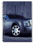 Rolls Royce 3 Spiral Notebook