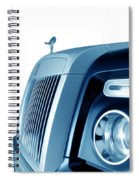 Rolls Royce 7 Spiral Notebook