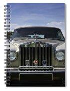 Rolls Royce Corniche 1980 Spiral Notebook