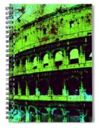 Roman Colosseum Spiral Notebook