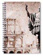 Roman Empire Spiral Notebook