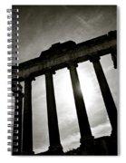 Roman Forum Spiral Notebook