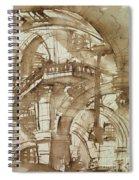 Roman Prison Spiral Notebook