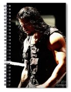 Roman Reigns Spiral Notebook