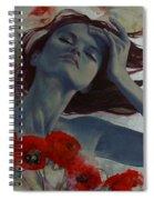 Romance Echo Spiral Notebook