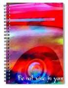 Romans 12 16 Spiral Notebook