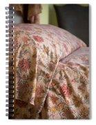 Romantic Bedroom Spiral Notebook