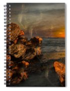 Romantic Dreams Spiral Notebook