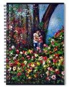 Romantic Spiral Notebook