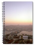 Romantic Istanbul Spiral Notebook