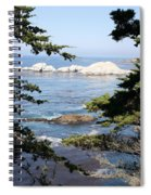 Romantic View Spiral Notebook