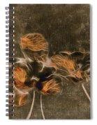Romantiquite -  04c Spiral Notebook