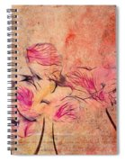 Romantiquite - 44bt22 Spiral Notebook