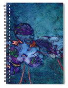 Romantiquite -  55at22 Spiral Notebook