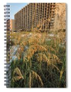 Romar Beach Sunrise Beach3 Spiral Notebook